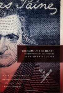 Treason of the Heart: From Thomas Paine to Phil Kilby book cover