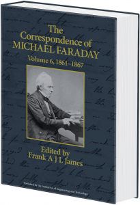 Michael Faraday book cover