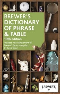Brewers dictionary front cover