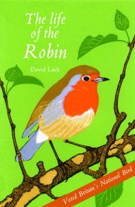 The Life of the Robin book cover