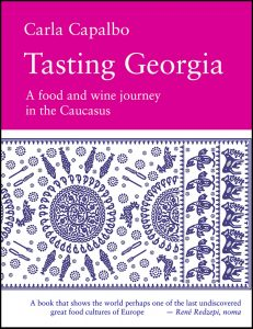 Tasting Georgia book cover