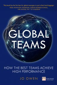 Global Teams book cover