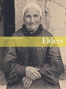 Kasmin's postcards: Elders book cover