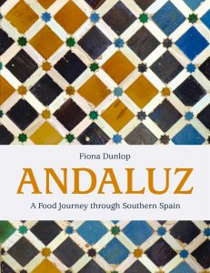 Book cover of Andaluz, the title featured in this page
